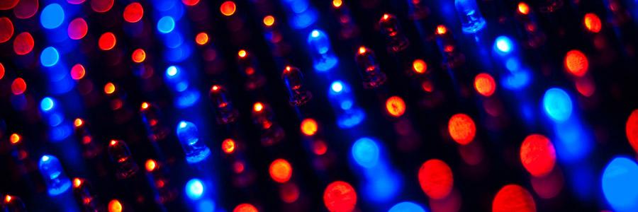 LEDs for plant production