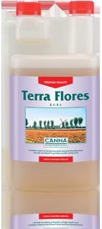 CANNA Terra Flores
